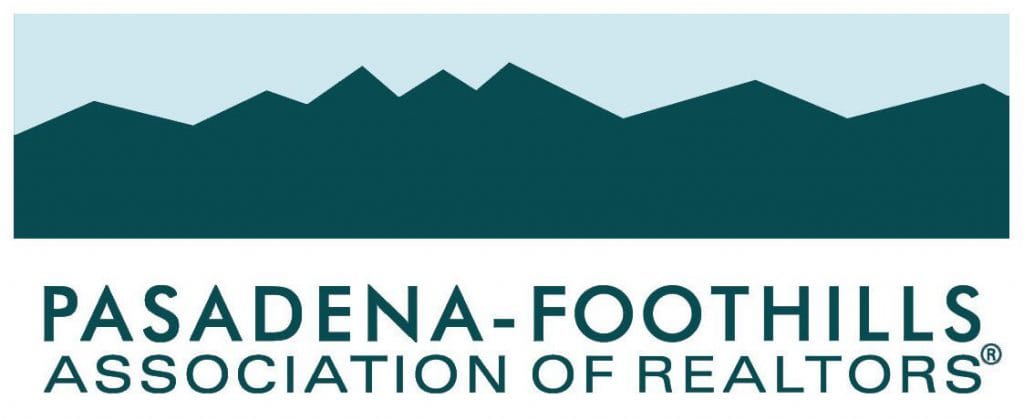 Pasadena-Foothills Association of Realtors Logo
