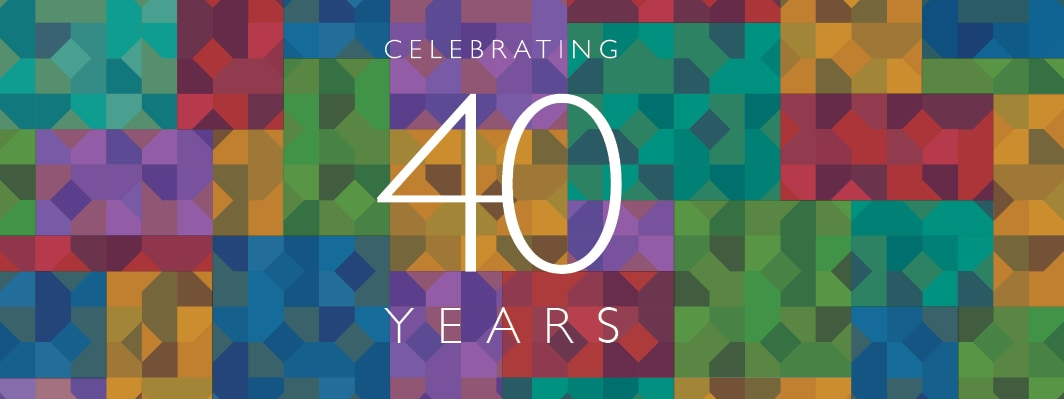SPECIAL EVENT: 40 Years
