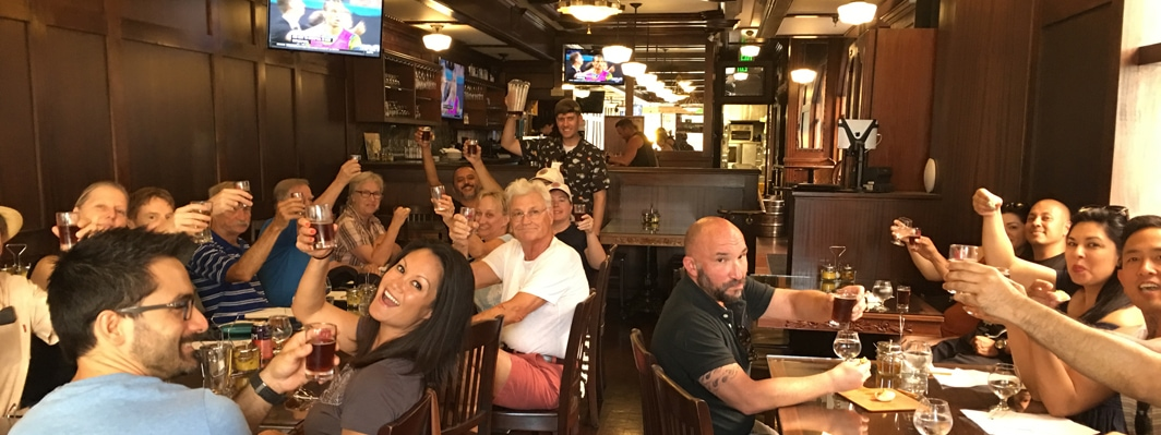 Old Pasadena Historic Pub Crawl